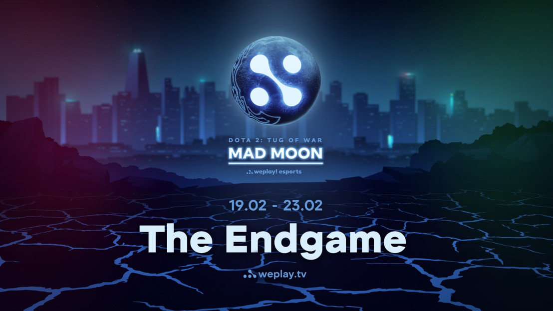 WePlay! Mad Moon Schedule