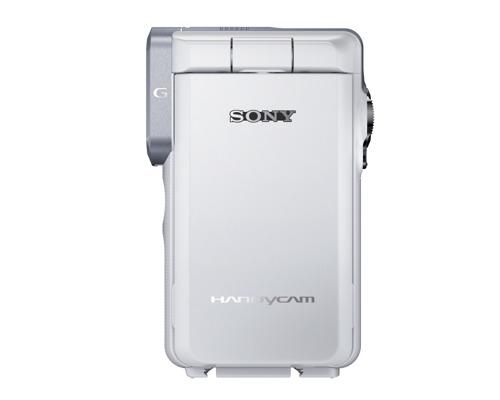 Paré pour immortaliser vos plus belles vacances: le nouveau Handycam® HDR-GW66VE totalement étanche