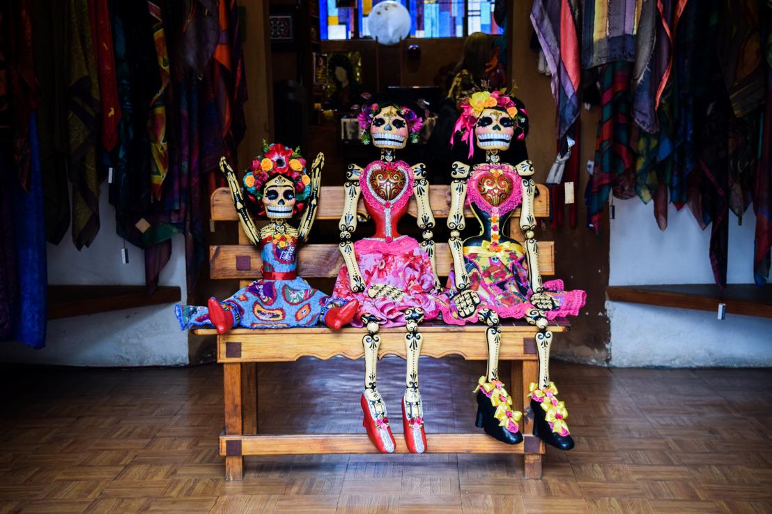 4 destinos que harán que te enamores de México durante el Día de Muertos