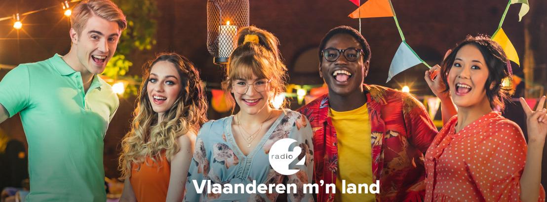 VIDEO | #LikeMe maakt unieke versie van 'Vlaanderen m'n land' voor de Vlaamse feestdag