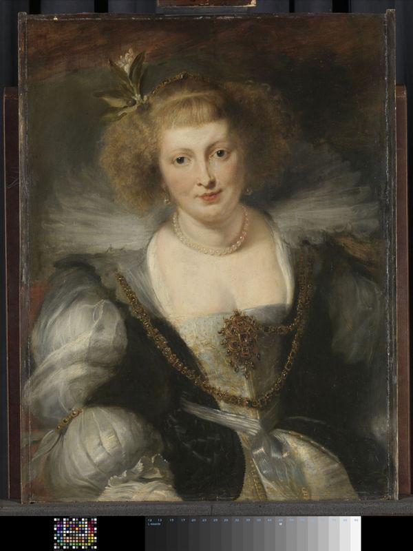 Peter Paul Rubens, portret van Helena Fourment, langdurige bruikleen, Amsterdam, Rijksmuseum, bruikleen van de gemeente Amsterdam (legaat A. van der Hoop)
