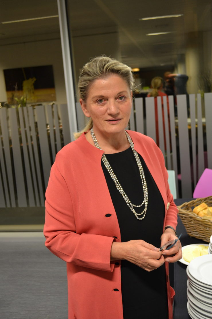 Ingrid Ceusters, CEO Group Hugo Ceusters-SCMS