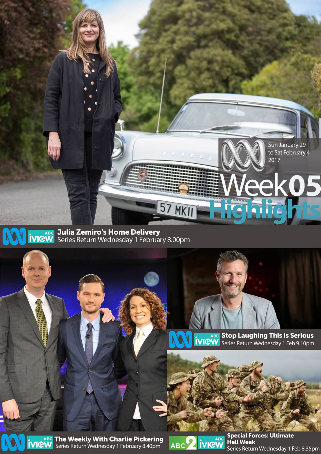 ABC Program Highlights - Week 5