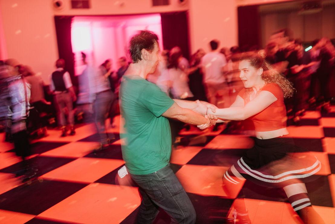 Rollerskate Party Koepelkerk