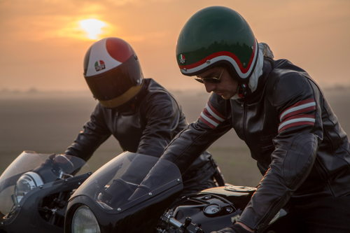 Preview: AGV LAUNCHES LEGENDS COLLECTION