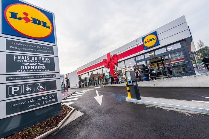 Preview: Lidl blijft groeien in Brussel