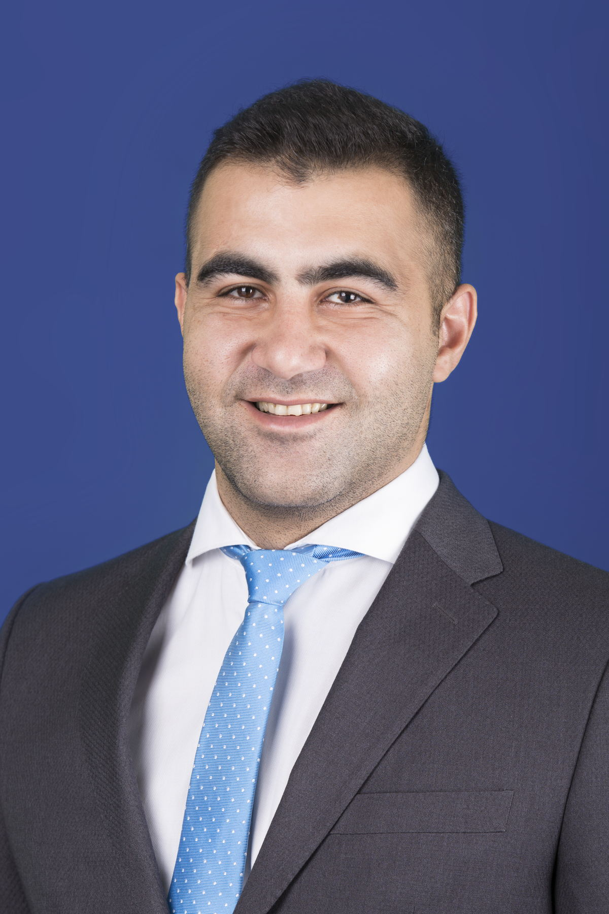 Mr. Youssef A. Wazni, Senior Sales Manager at Thyssenkrupp Elevator Qatar