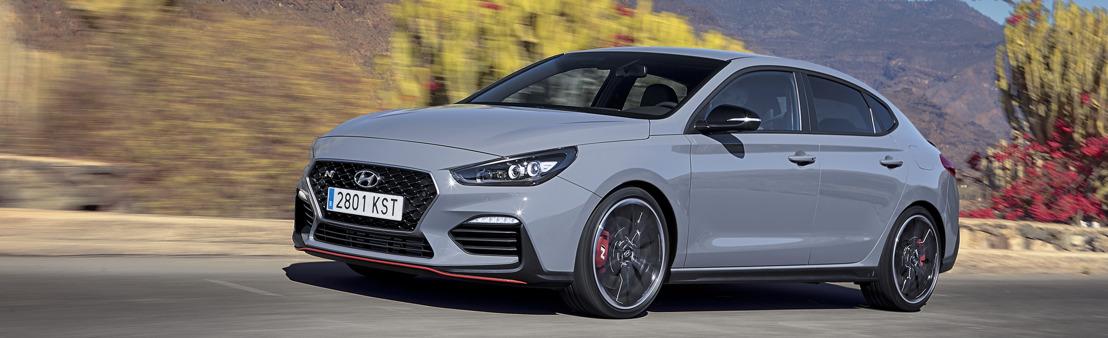 Schnell, wild und elegant: Der All-New Hyundai i30 Fastback N