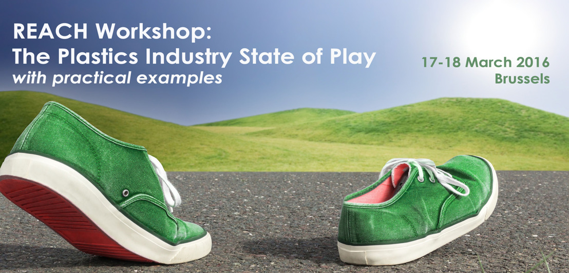 REGISTRATIONS OPEN - REACH Workshop: The Plastics Industry State of Play with practical examples