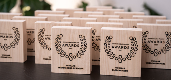 Preview: Lily-Balou wint 2 Sustainable Family Awards 2021