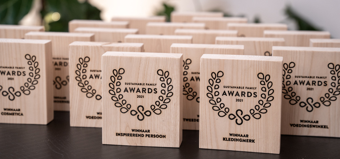 Lily-Balou wint 2 Sustainable Family Awards 2021