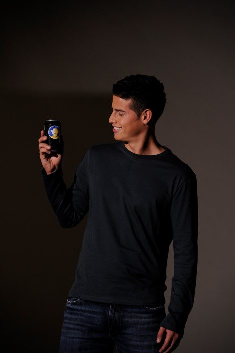 James Rodriguez - Pepsi Blue Card Campaign 2016