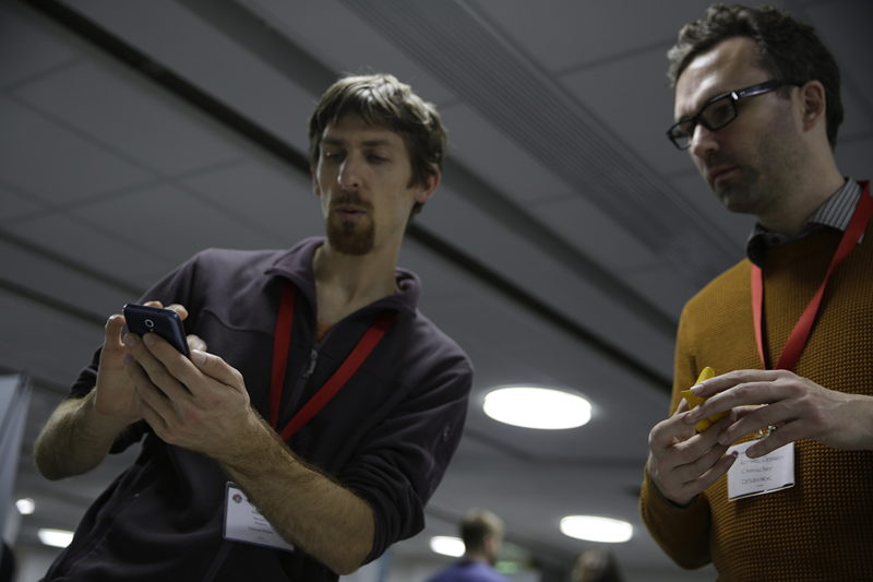 Will Moffat - CTO, demonstrates the Jooki App