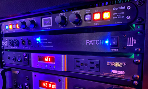 Richard Devine Gravitates to Flock Audio's PATCH System, Putting Vast Array of Sonic Colors, Tones and Timbres at his Fingertips