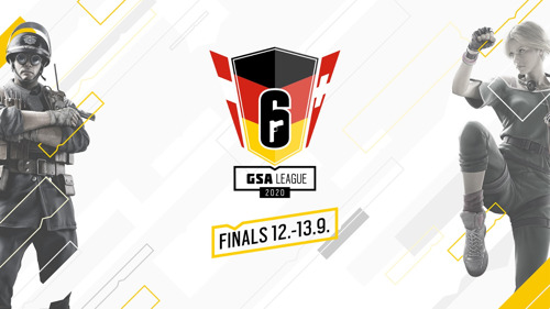 TOM CLANCY'S RAINBOW SIX SIEGE GROSSES FINALE DER GSA LEAGUE 2020 AM 12. UND 13. SEPTEMBER
