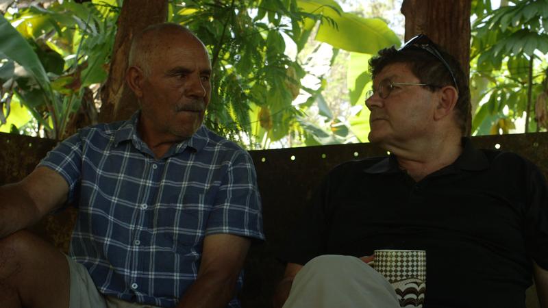 Joe Leahy and Bob Connolly