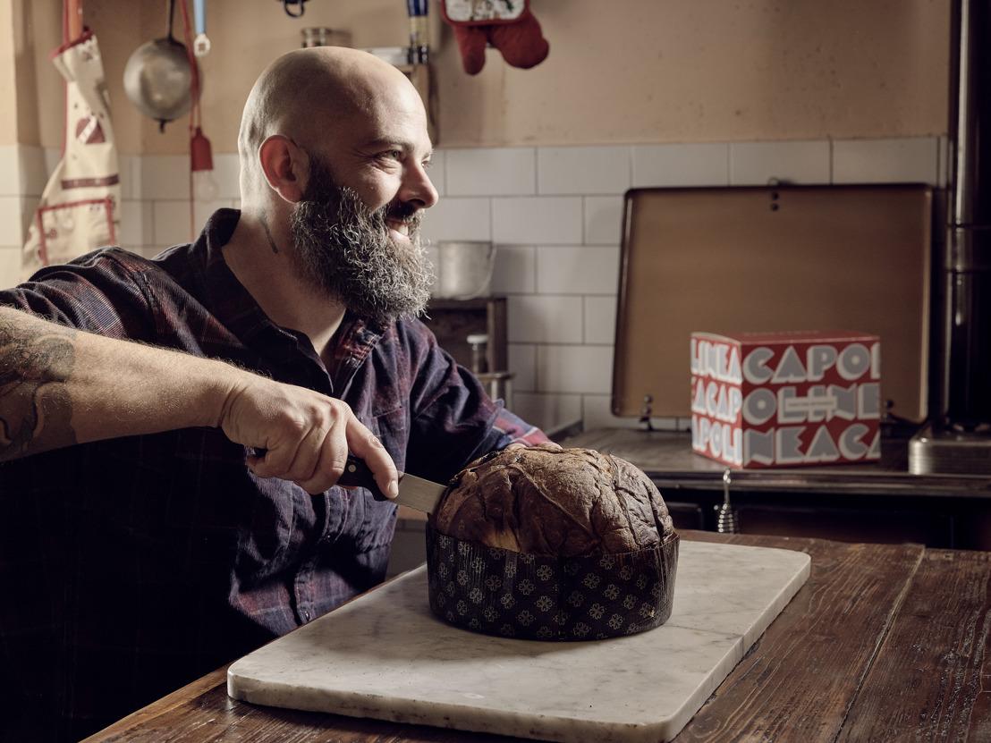 Il panettone del maestro gelatiere Simone De Feo conquista l'esclusivo Galeries Lafayette Gourmet