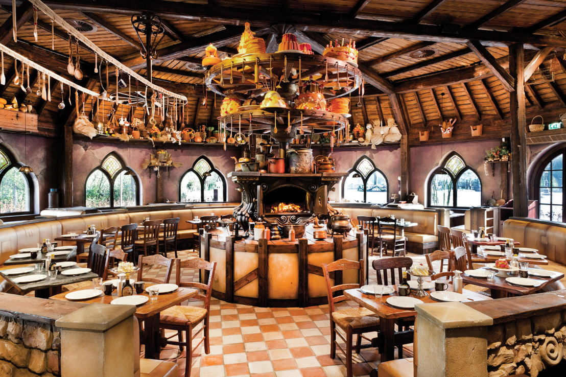 CirculoPolle's Kitchen at Efteling theme parkSouce: Efteling