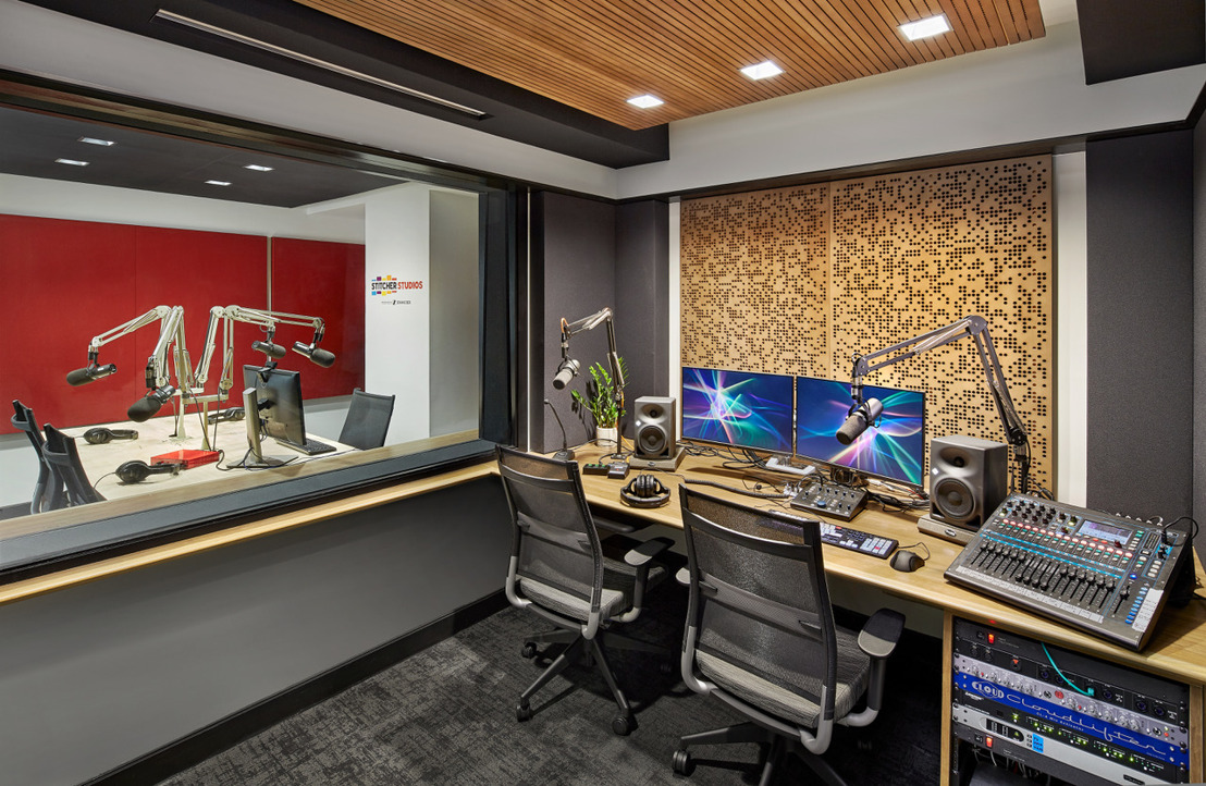 STITCHER INTRODUCES WSDG-DESIGNED NYC STUDIOS