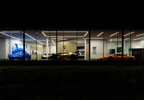 Preview: Lamborghini Brussels fête ses 12 premiers mois !