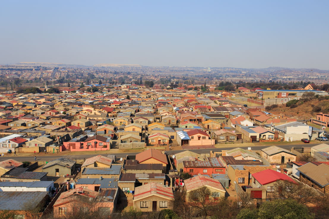 Affordable homes in Africa