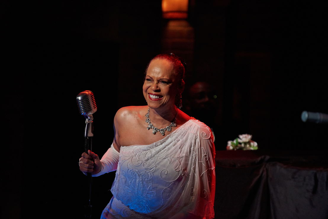 5. Terry Burrell (Billie Holiday) in LADY DAY (photo by Christopher Bartelski)