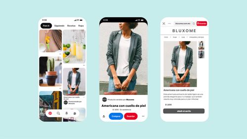 Pinterest y Shopify amplían su colaboración para impulsar el comercio social en México