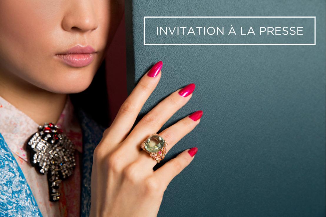 Invitation: Evénement de presse ProNails à Brasschaat
