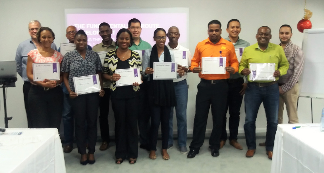 OECS Represented in First Cohort of Trainees at New Aviation Training Centre in Grenada