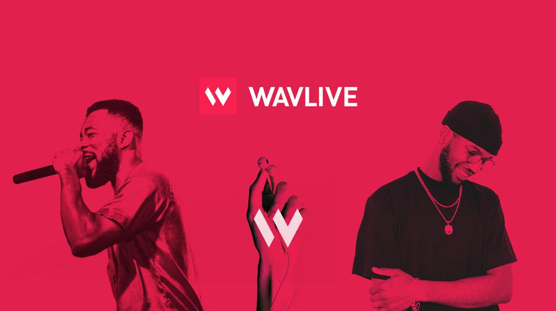 WavLive : le streaming musical fait par et pour les artistes