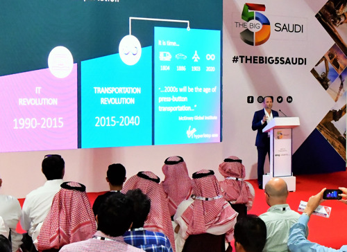10TH EDITION OF THE BIG 5 SAUDI ANNOUNCED AS KSA SURGES TO GCC'S LARGEST CONSTRUCTION MARKET