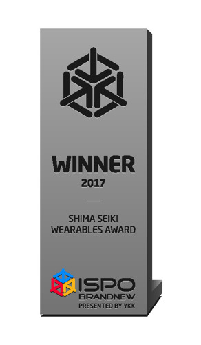 PIQ Sport intelligence brings home the 2017 ISPO BrandNew Award for the Wearables category