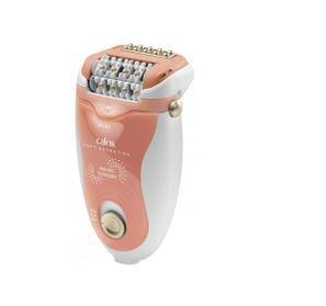 Épilateur Soft Sensation anti-douleur de Calor. 54,99€ (2 accessoires) et 64,99€ (4 accessoires)
