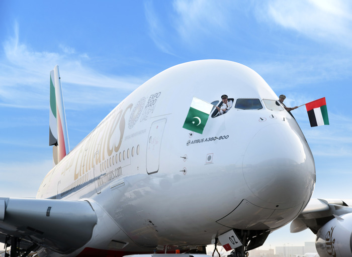 Emirates celebrates 20 years of operations in Lahore and Islamabad