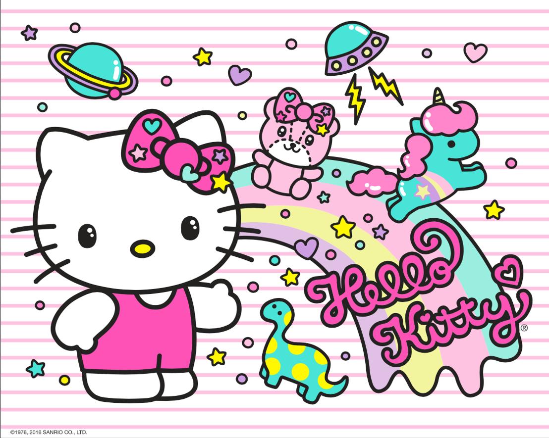 ¡Participa en la Pijama Party de Hello Kitty!