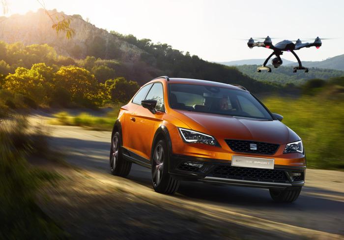SEAT presents the Leon Cross Sport Show Car