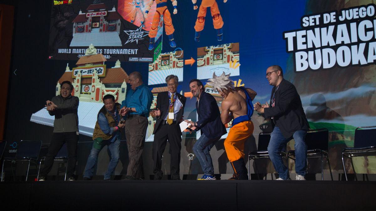 Josafat Vázquez, Carlos Segundo, Ricardo Brust, Sr. Kazuhito Nakamura, Pablo Vargas, MAuricio Wood y Manuel Hernández en la inauguración de