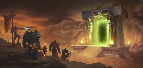 World of Warcraft® : Burning Crusade Classic™ est disponible !
