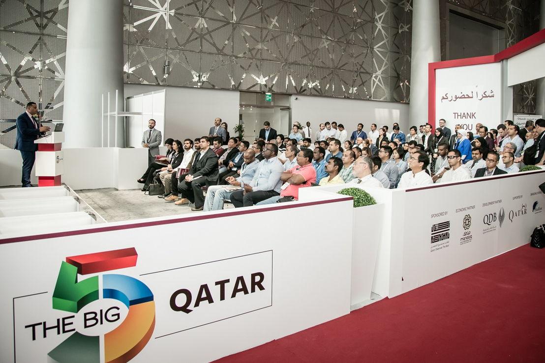 Education at The Big 5 Qatar 2018