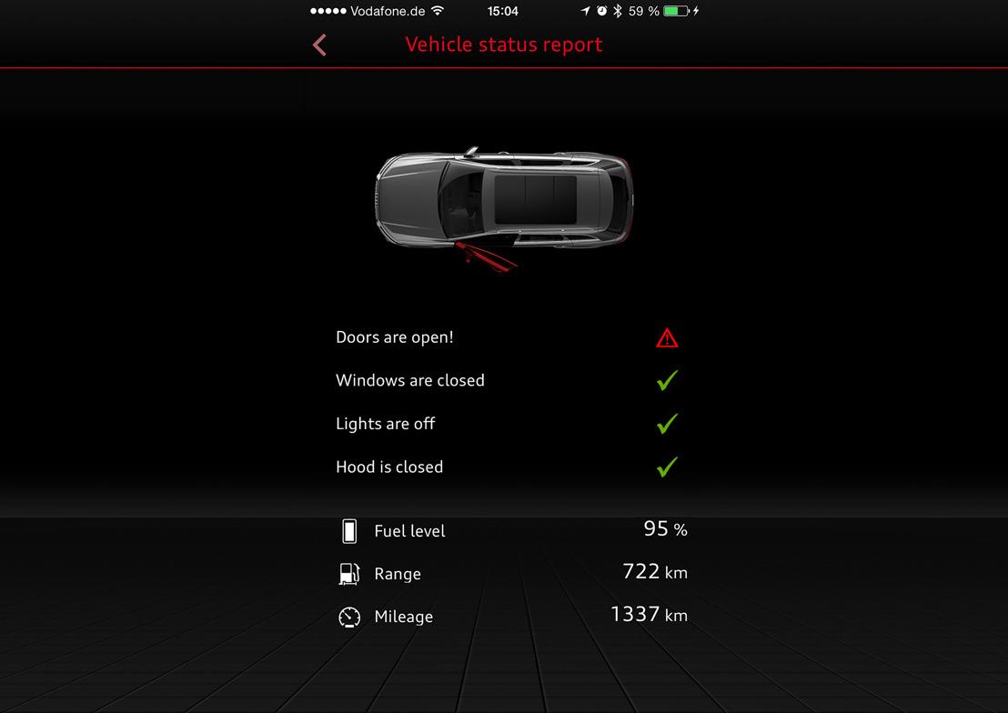 Veilig en comfortabel: de nieuwe Audi connect-diensten