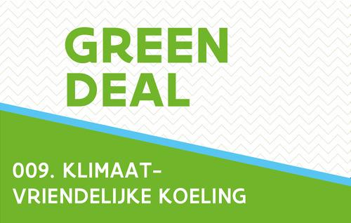 Carrefour Belgique signe le Green Deal sur la réfrigération écologique