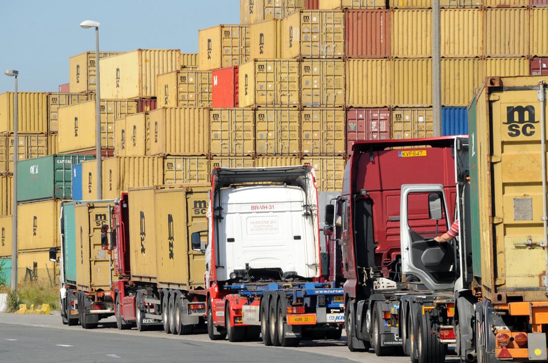 Nieuwe vrachtwagenparking Ketenis klaar in voorjaar 2022