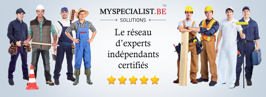 Des dizaines de spécialistes 5 étoiles à votre service en 1 clic près de chez vous !