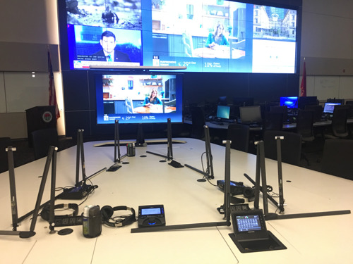 Mission Critical Performance: Williamson County Emergency Operations Center Relies on myMix for Crisis Communications