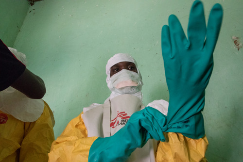 MSF ends Ebola activities in DRC