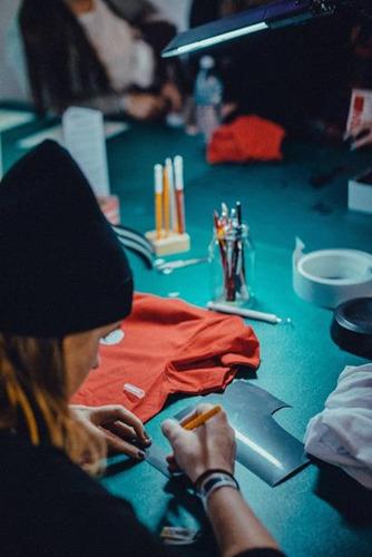 Collaborez avec les esprits créatifs d'ADIDAS lors du festival de design Us By Night!