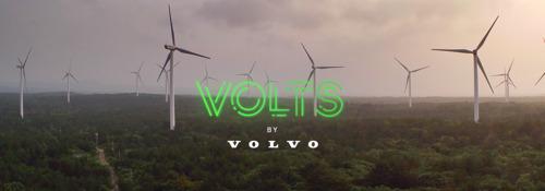 Volvo biedt groene energiecontract aan en lanceert samen met FamousGrey Volts by Volvo