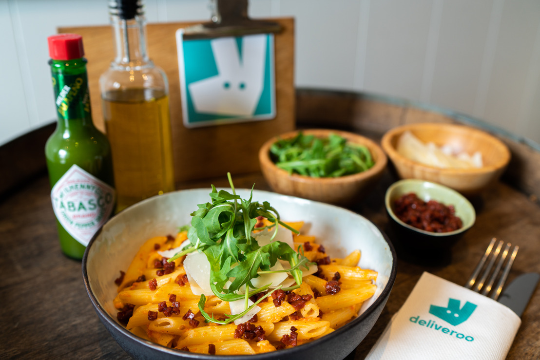 World Pasta Day: spaghetti is de meest bestelde pasta via Deliveroo !