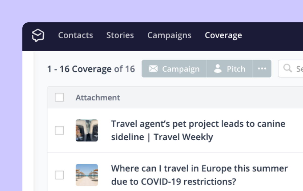 Help: Connect your media coverage tracking tool with Prezly