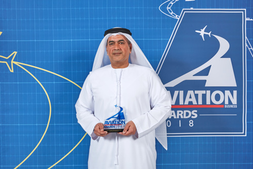 dnata named Ground Support Services Provider of the Year at the Aviation Business Awards 2018